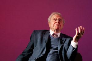Attenborough: it's his fault. Pic: Mike Dixson