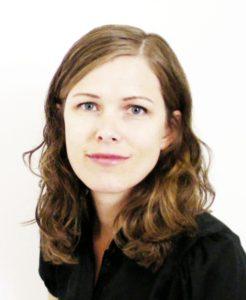 Rebecca Lundin. Photo: Celpax