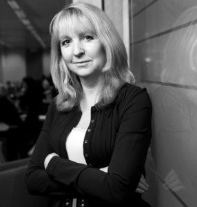 Sue Langley. Photo: UKAR